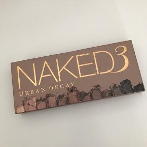 Naked 3- fra urban decay.   Byd