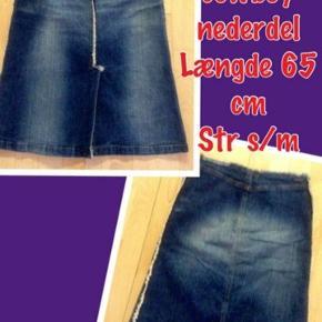 Free soul label cowboy nederdel. Str s/m Længde : 65 cm Livvidde : ca 82 cm