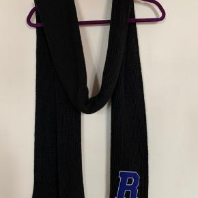 Raf Simons wool scarf, very nice quality not itchy at all