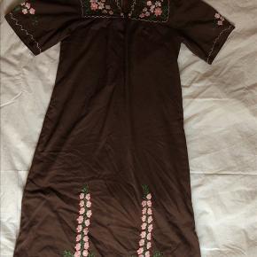 Vintage kjole  100% bomuld