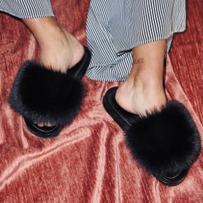 Kopenhagen Fur sandaler