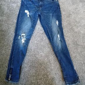 Fede Only jeans med stræk Str 29/32  Brugte men fin stand