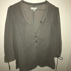 Super flot mørkegrå tunika / skjorte