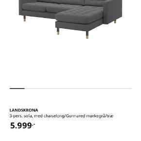 Ikea Hjørnesofa