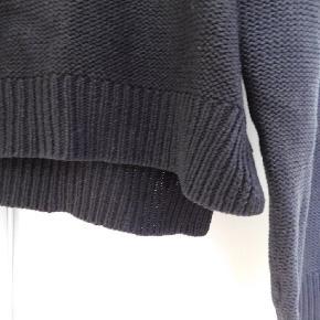 Sort stumpe sweater