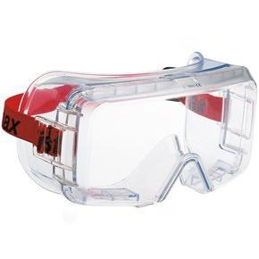 Beskyttelsesbriller fra Honeywell.   Helt nye model, Honeywell Vustamax Goggle 2000 VX2131  Har 5 stk tilbage