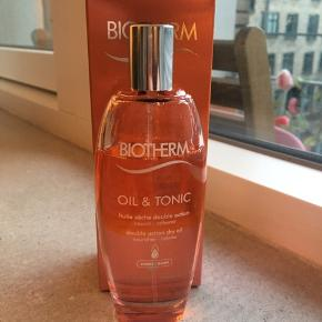 BIOTHERM  OIL & TONIC DRY OIL  BYD!  #30dayssellout