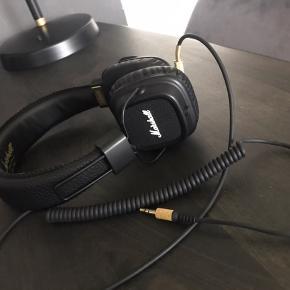 Marshall høretelefoner. Brugt et par gange