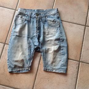 Shorts Farve: Denim