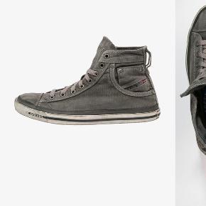 Sneakers fra diesel, i god stand og vasket. Nypris er 800kr Mp er 310kr