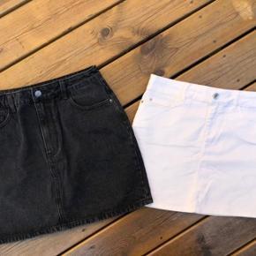 2 skønne nederdele str xs 🌸😀🌸  Brugt få gange Begges sælges for 150kr 🌟