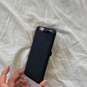 Powerbank / oplader og cover til iphone