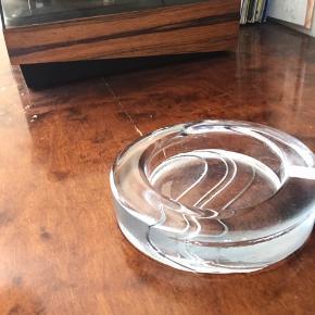 Holmegaard skål/askebæger i glas