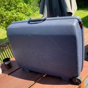 Samsonite kuffert - god men brugt  Ridser men fejler intet