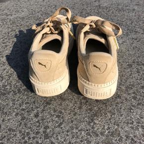 Skoene er brugt, men fejler intet!