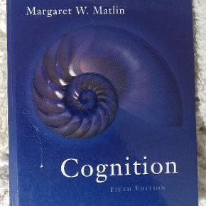 Cognition af Margaret W. Matlin, 5. ed. (2002)